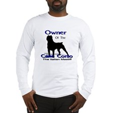 Cane Corso Owner Long Sleeve T-Shirt