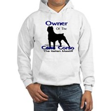Cane Corso Owner Hoodie