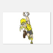 BASEBALL BOY Postcards (Package of 8)
