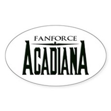 FanForce Acadiana Decal