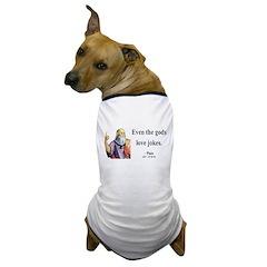Plato 23 Dog T-Shirt