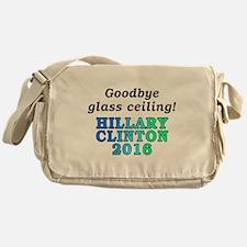 Goodbye glass ceiling! - Messenger Bag