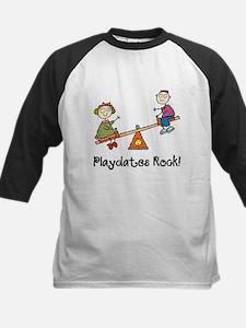 Playdates Rock! Tee