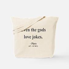 Plato 23 Tote Bag