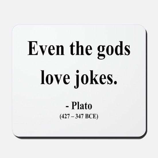 Plato 23 Mousepad
