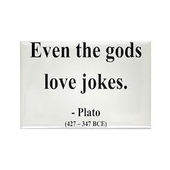 Plato 23 Rectangle Magnet (10 pack)