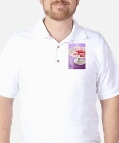 Pink macarons in a box T-Shirt