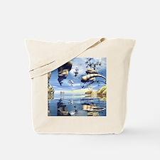 Wonderworld Tote Bag