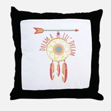 Lil Dream Throw Pillow