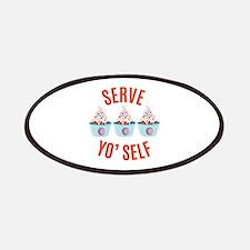Serve Yoself Patch