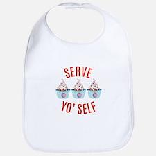 Serve Yoself Bib