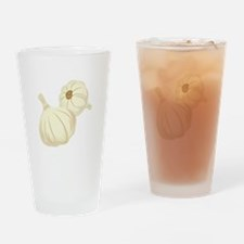 Garlic Cloves Drinking Glass