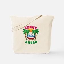 Summy Skies Tote Bag