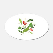 Toss Salad Wall Decal