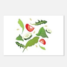 Toss Salad Postcards (Package of 8)