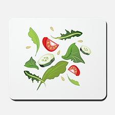 Toss Salad Mousepad