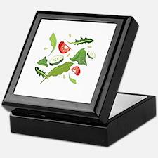 Toss Salad Keepsake Box
