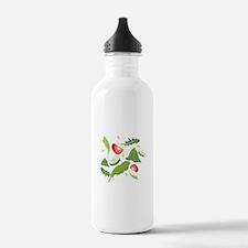 Toss Salad Water Bottle
