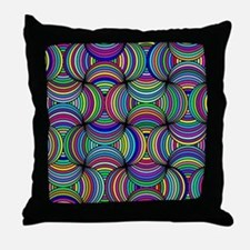 Color of Love Throw Pillow