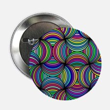 "Color of Love 2.25"" Button (100 pack)"