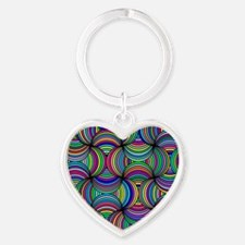 Color of Love Keychains