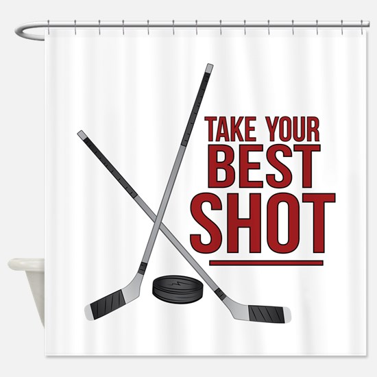 Best Shot Shower Curtain