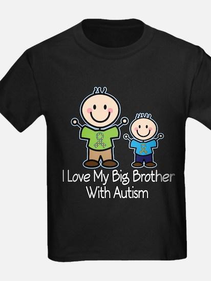 Autism Big Brother T-Shirt