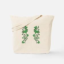 Ivy Vines Tote Bag