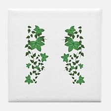 Ivy Vines Tile Coaster