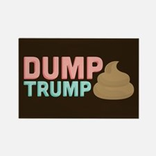 Poo Dump Trump Magnets