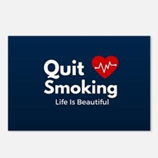 Quit Smoking Postcards (Package of 8)