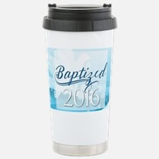 Baptized 2016 Travel Mug