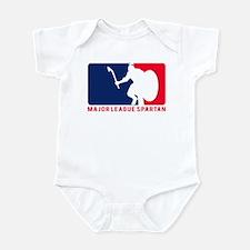 Major League Spartan Infant Bodysuit