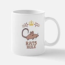 Rats Rule Mug