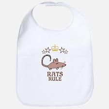 Rats Rule Bib