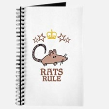 Rats Rule Journal