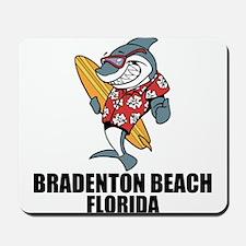 Bradenton Beach, Florida Mousepad