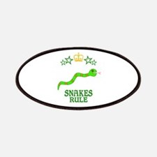 Snakes Rule Patch