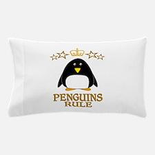Penguins Rule Pillow Case