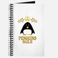 Penguins Rule Journal