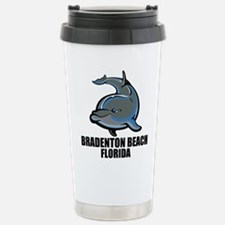 Bradenton Beach, Florida Travel Mug