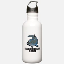 Bradenton Beach, Florida Water Bottle