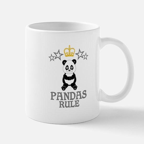 Pandas Rule Mug
