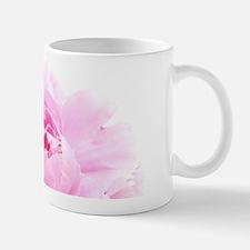 pink peony Mugs