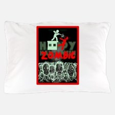 Unique Zombie calm Pillow Case