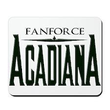 FanForce Acadiana Mousepad