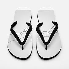 Cute Biblical Flip Flops