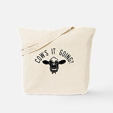 Unique Cows Tote Bag