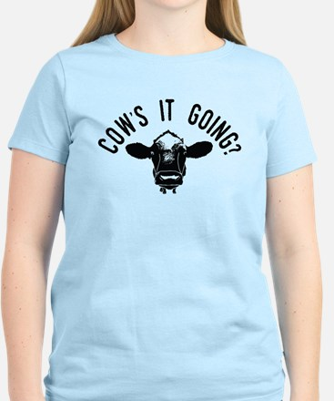 Cows It Going T-Shirt
