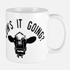Cows It Going Mugs